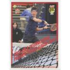 錦織圭 2016 EPOCH IPTL コカコーラ プレミアテニスカード プロモカード(ネイビーシャツ) #01