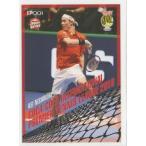 錦織圭 2016 EPOCH IPTL コカコーラ プレミアテニスカード プロモカード(オレンジシャツ) #01