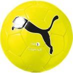 プーマ PUMA 3号球 ビッグ キャット ファン フットボール  フットサルボール 081793-25セーフティイエロー×ブラック