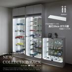 コレクションケース 奥行39cm用 ガラス棚板 単品 ガラ