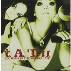 (CD)200 Km/H in the Wrong Lane Enhanced, Import / t.A.T.u.(������78823)
