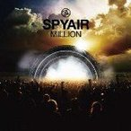 (CD)SPYAIR / MILLION(初回生産限定盤B)(CD+CD)(管理:527234)