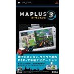 (PSP) MAPLUSポータブルナビ3 (管理:39937)