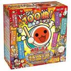 (Wii U)太鼓の達人 特盛り! 専用太鼓コントローラ太鼓とバチ同梱版 (管理:381078)