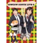 COWCOW CONTE LIVE 5 (DVD) (2012) COWCOW (管理:189