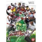 (Wii) 仮面ライダー クライマックスヒーローズW (ダブル)  (管理:380386)