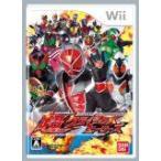(Wii) 仮面ライダー 超クライマックスヒーローズ  (管理:380582)