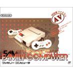 ファミリー コンピュータ(AV仕様 ファミコン本体) (管理:98)
