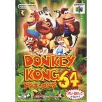 (N64) ドンキーコング64  ※メモリー拡張パック付き(管理:7463)