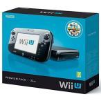 ショッピングWii Wii U 本体 プレミアムセット kuro 黒 (管理:463021)