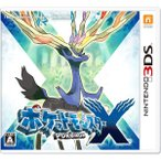 (3DS) ポケットモンスター X  (管理:410300)