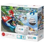 ショッピングWii Wii U 本体 マリオカート8 セット シロ(管理:463030)※付属品欠品あり