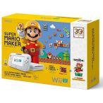 ショッピングWii Wii U 本体 スーパーマリオメーカー スーパーマリオ30周年セット (管理:463033)
