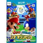 (Wii U) マリオ&ソニック AT リオオリンピック (管理:381125)