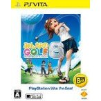 (PS VITA) みんなのGOLF 6 PlayStation Vita the Best  (管理:420198)
