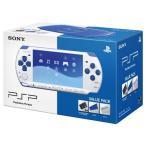 PSP 本体 バリューパック ホワイト/ブルー(PSPJ-30018) (管理:460043)