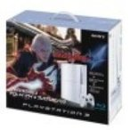 PS3 プレステ3 本体(40GB) デビル メイ クライ 4 プレミアムBDパック セラミックホワイト (管理:2906)