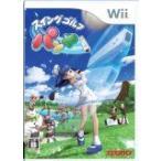(Wii) スイングゴルフ パンヤ  (管理:380008)