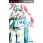 (PSP) 初音ミク Project DIVA2 (管理:390296)