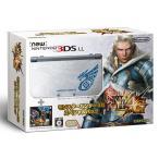 3DS LL 本体 モンスターハンター4G スペシャルパック (管理:465085)