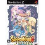(PS2) サモンナイト4(特典無し)(管理:43583)