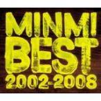 MINMI BEST 2002-2008 [CD] MINMI [管理:508143]