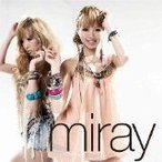 (CD)miray(DVD付) ジャケットA) (CD+DVD) miray(管理:520507)