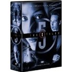 X-ファイル シーズン・ファイブ DVD-BOX /  (管理:154755)
