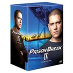 プリズン・ブレイク ファイナル・シーズン DVDコレクターズBOX 1 (2009) (管理:168190)