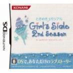 (DS) ときめきメモリアル Girl's Side 2nd Season  (管理:38870)