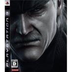 (PS3) メタルギア ソリッド 4 ガンズ・オブ・ザ・パトリオット(通常版)  (管理:400112)