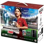 PS3 プレステ3 本体  ウイニングイレブン x UEFA Champions League アニバーサリーBOX 80GB クリアブラック (CECHL00)(管理:461007)
