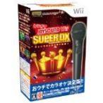 (Wii) カラオケJOYSOUND Wii SUPER DX ひとりでみんなで歌い放題! (マイクDXセット)  (管理:380493)