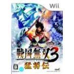 (Wii) 戦国無双3 猛将伝  (管理:380512)