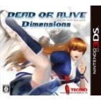 (3DS) DEAD OR ALIVE Dimensions(デッド オア アライブ ディメンションズ)  (管理:410029)