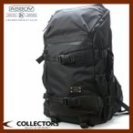 AS2OV アッソブ CORDURA DOBBY 305D ROUND ZIP BACK PACK バックパック 061409