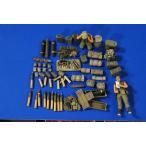 バーリンデン 1/35vp2760 105 Howitzer Vietnam Ammo-Crew-Gear (Gun Not Included)
