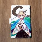 手帳型スマートフォンケース:シャルロット