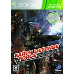 EARTH DEFENSE FORCE:INSECT ARMAGEDDON  Xbox360 プラチナコレクション