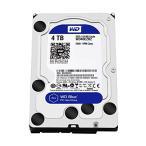 WD HDD 内蔵ハードディスク 3.5インチ 4TB WD Blue WD40EZR…