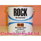 ロックペイント ロックポリパテ 中目 主剤4kg(硬化剤別売) [057-0150]