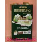 ロック 水性ナフタデコール 4L 屋外木部用着色剤 防腐 防虫 防カビ効果