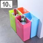 ゴミ箱 スカンジナビア スリム ダストL 10L ( ごみ箱 ダストボックス 屑入れ )