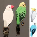 マグネットフック 鳥 フック マグネットタイプ 引っ掛け ( 小鳥 とり インコ マグネット 鍵フック 小物フック )