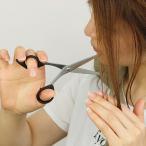 ハサミ 髪 ステンレス製ヘアカットはさみ 100% 日本製 ( ヘアカットハサミ ヘアカット 散髪ハサミ )