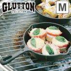 ダルトン DULTON スキレット 鉄製 M GLUTTON グラットン ( ガス火専用 スキレットパン フライパン )