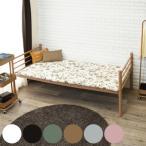シングルベッド ワイドロングベッド スチールフレーム 高さ調節機能 ( ベッド ベッドフレーム シングル 収納 フレーム )