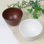 茶碗 370ml 持ちやすい 木製風 介護 食器 プラスチック製 日本製 ( 食洗機対応 電子レンジ対応 お茶碗 プラスチック 木目調 介護用 )