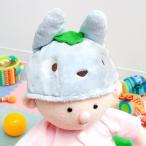 ベビー 帽子 布 となりのトトロ 中トトロ キャラクター ( ベビー帽子 ベビー用帽子 ぼうし ベビーグッズ 音が鳴る ととろ トトロ ジブリ )
