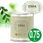 ESHA ワックスオイル クリヤタイプ 0.75L ( ターナー色彩 エシャ 自然塗料 無垢材 オイルフィニッシュ 蜜ロウ )